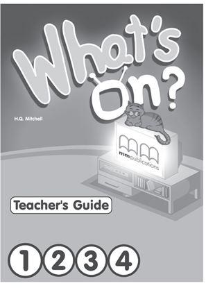 Εικόνα της What's On Teacher's Guide (Key To Videο Activities And Transcrip ts)