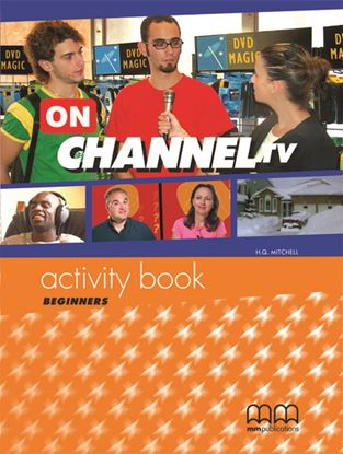 Εικόνα της On Channel Tv Beginners - Activity Book