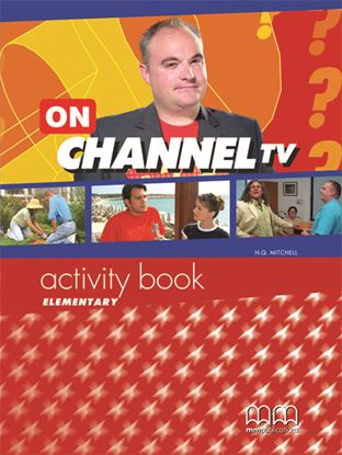 Εικόνα της ON CHANNEL TV Elementary Activity Book