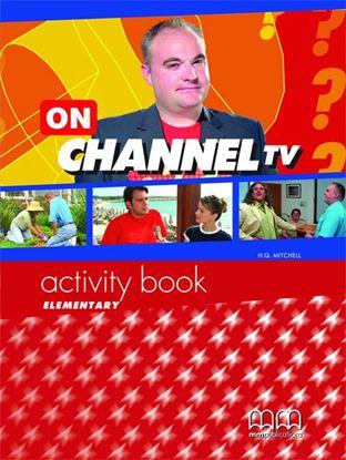 Εικόνα της On Channel Tv Elementary - Activity Book