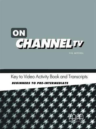 Εικόνα της On Channel Tv - Teacher's Guide (Key To Video Activities And Tra nscripts)