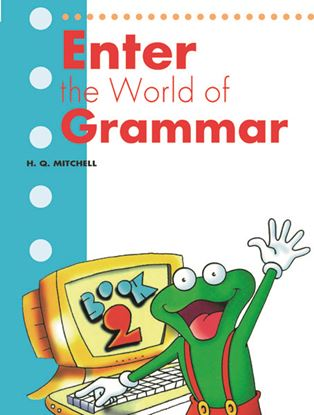 Εικόνα της ENTER THE WORLD OF GRAMMAR 2 Student's Book (English edition)