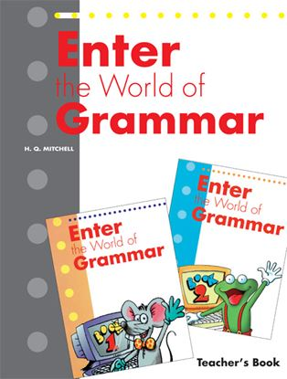 Εικόνα της ENTER THE WORLD OF GRAMMAR (1,2) Teacher's Book (English edition)