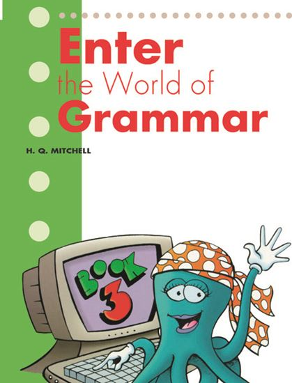 Εικόνα από Enter The World Of Grammar Book 3