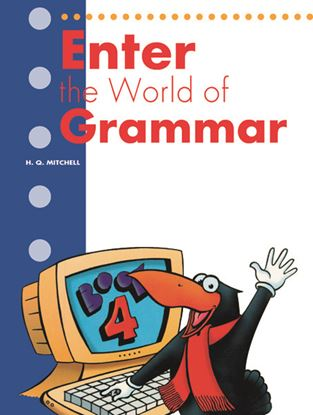 Εικόνα της ENTER THE WORLD OF GRAMMAR 4 Student's Book (English edition)