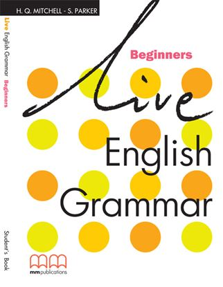 Εικόνα της LIVE ENGLISH GRAMMAR Beginners Student's Book