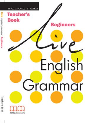Εικόνα της Live English Grammar Beginners - Teache er's Book