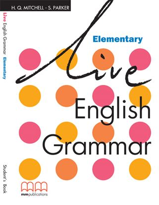 Εικόνα της LIVE ENGLISH GRAMMAR Elementary Student's Book
