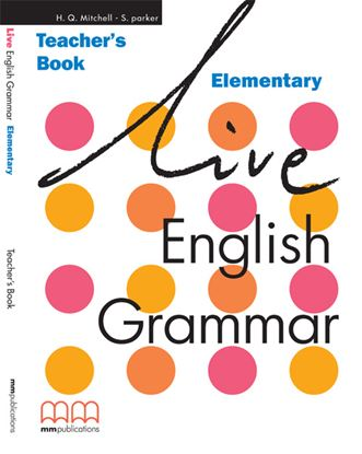 Εικόνα της Live English Grammar Elementary - Teach her's Book