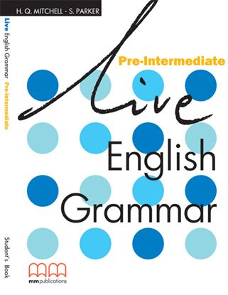 Εικόνα της LIVE ENGLISH GRAMMAR Pre-Intermediate Student's Book