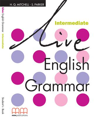 Εικόνα της LIVE ENGLISH GRAMMAR Intermediate Student's Book