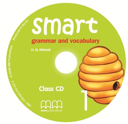 Εικόνα της Smart Grammar And Vocabulary 1 - Class   CD