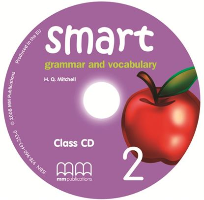 Εικόνα της Smart Grammar And Vocabulary 2 (A) - Cl lass CD