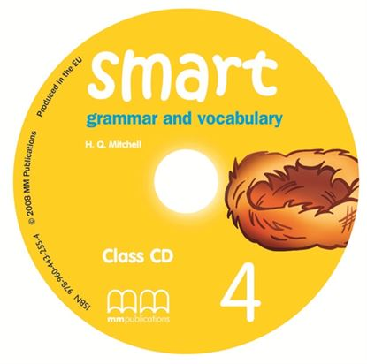 Εικόνα της Smart Grammar And Vocabulary 4 - Class   CD
