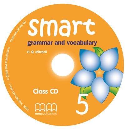 Εικόνα της Smart Grammar And Vocabulary 5 - Class   CD