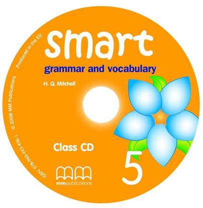 Εικόνα της Smart Grammar And Vocabulary 5 - Class   CD
