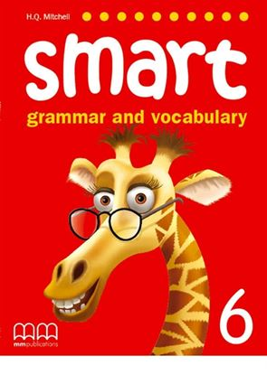 Εικόνα της Smart Grammar And Vocabulary 6 - Student's Book