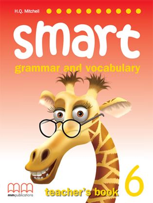 Εικόνα της Smart Grammar And Vocabulary 6 - Teache er's Book