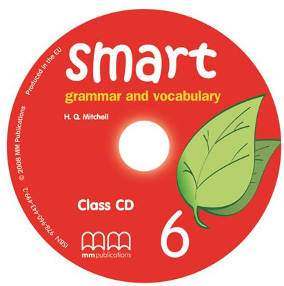 Εικόνα της Smart Grammar And Vocabulary 6 - Class   CD