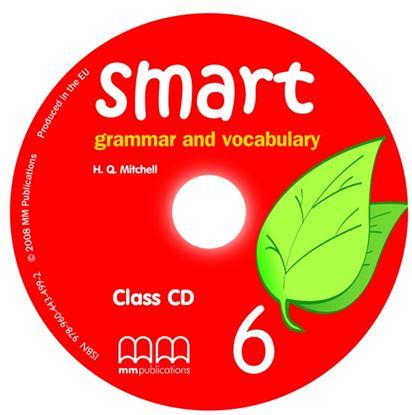 Εικόνα της Smart Grammar And Vocabulary 6 - Class   CD