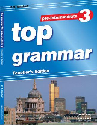 Εικόνα της Top Grammar Pre-Intermediate - Teacher' 's Edition