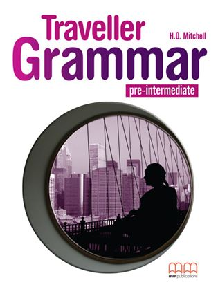 Εικόνα της TRAVELLER Pre-Intermediate Grammar Book