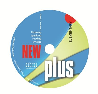 Εικόνα της NEW PLUS Elementary Class CD