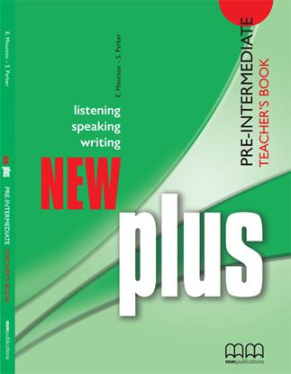 Εικόνα της New Plus Pre-Intermediate - Teacher'sBook