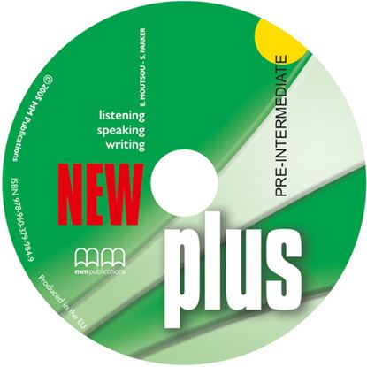 Εικόνα της New Plus Pre-Intermediate - Class CDs
