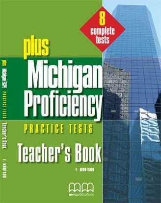 Εικόνα της Plus Michigan Ecpe Proficiency - Practice Tests Teacher's Book