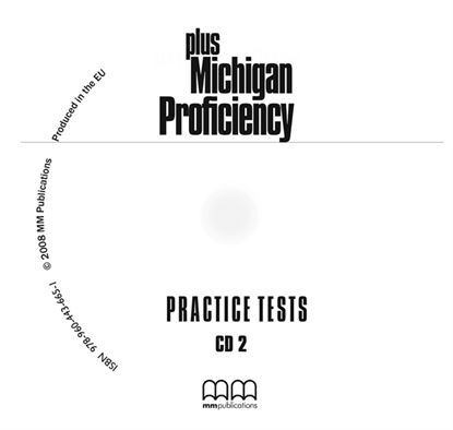 Εικόνα της Plus Michigan Ecpe Proficiency Practice e Tests - Class CD