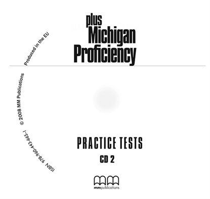 Εικόνα της PLUS MICHIGAN ECPE Practice Tests Class CD