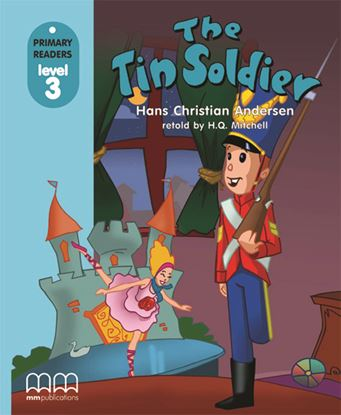 Εικόνα της Tin Soldier - Student's Book (WithoutCD D-ROM)