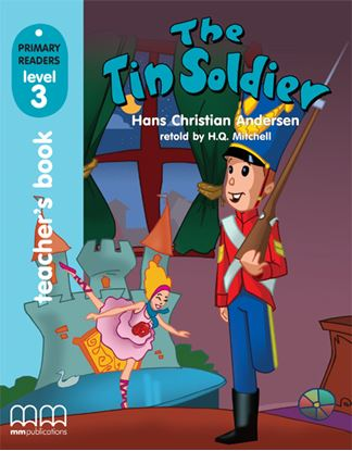 Εικόνα της Tin Soldier - Teacher's Book (With CD-R ROM)