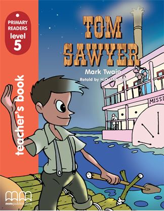 Εικόνα της Tom Sawyer - Teacher's Book (With CD-RO OM)