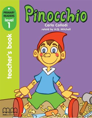 Εικόνα της Pinocchio Teacher's Book (With CD-ROM)