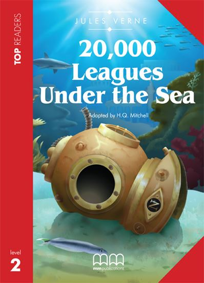 Εικόνα από 20.000 LEAGUES UNDER THE SEA Student's Book with Glossary )