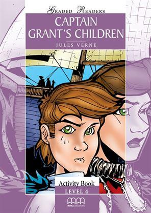 Εικόνα της CAPTAIN GRANT'S CHILDREN Activity Book (V.2)