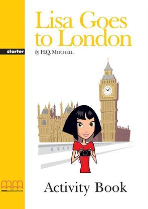 Εικόνα της LISA GOES TO LONDON Activity Book (V.2)