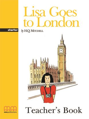 Εικόνα της LISA GOES TO LONDON Teacher's Book (V.2)