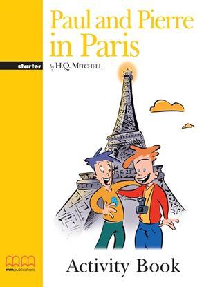 Εικόνα της PAUL AND PIERRE IN PARIS Activity Book (V.2)