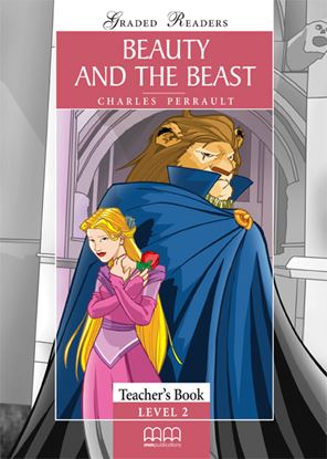Εικόνα της BEAUTY AND THE BEAST Teacher's Book (V.2)