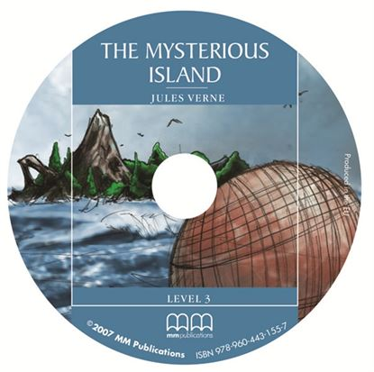 Εικόνα της The Mysterious Island -Audio CD