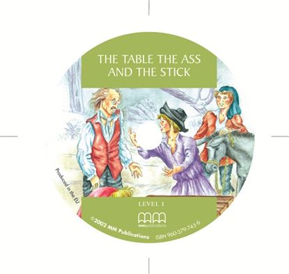 Εικόνα της The Table, The Ass And The Stick - Audi io CD
