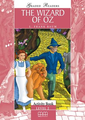Εικόνα της The Wizard Of Oz - Activity Book (ν.2)