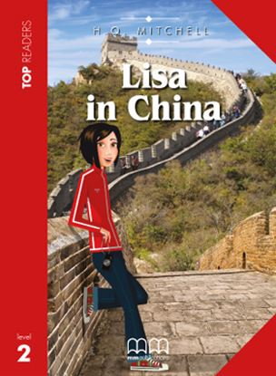 Εικόνα της Lisa In China - Student's Book (Include es Glossary)