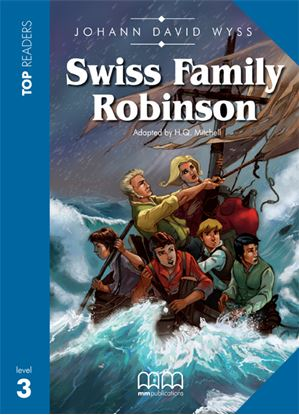 Εικόνα της Swiss Family Robinson - Student's Book   (Includes Glossary)