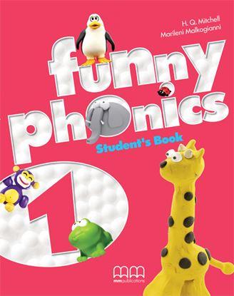 Εικόνα της FUNNY PHONICS 1 Student's Book