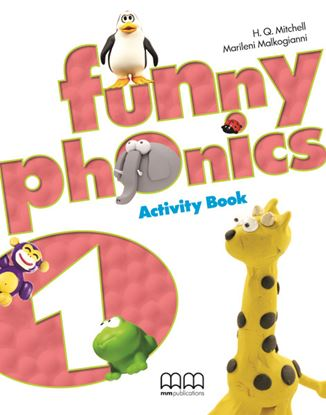 Εικόνα της FUNNY PHONICS 1 Activity Book (with CD)