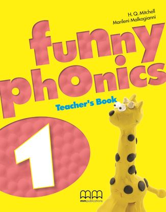 Εικόνα της FUNNY PHONICS 1 Teacher's Book